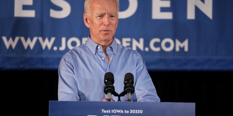 Biden in Iowa