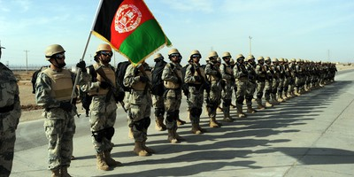 Afghan border security