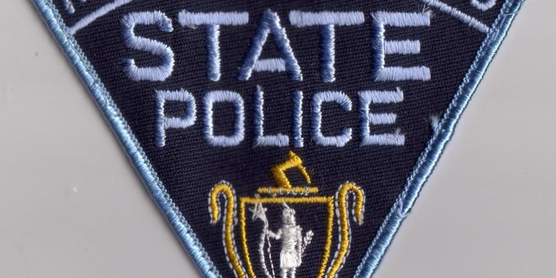 Massachusetts State Police Insignia