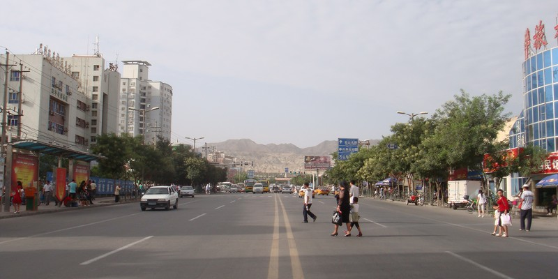 Korla City, Xinjiang Province, China