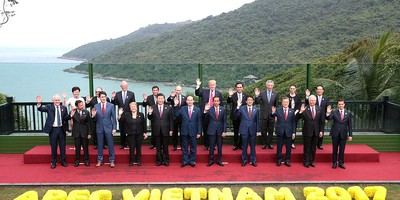 APEC group photo