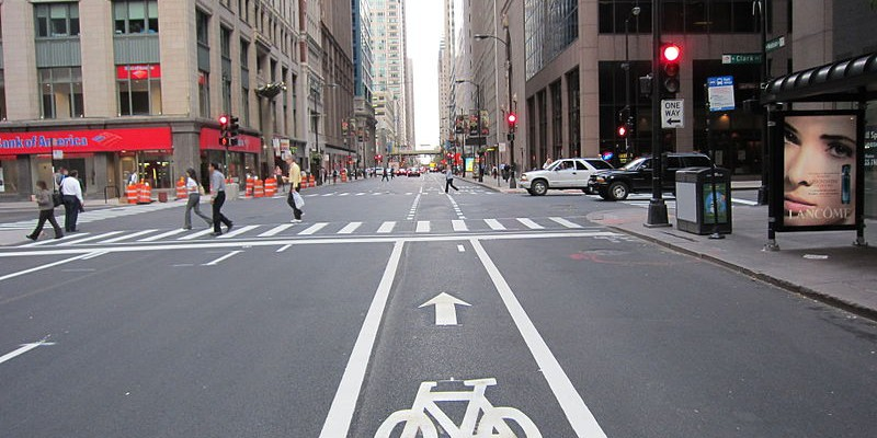 Chicago Bike Lanes 2