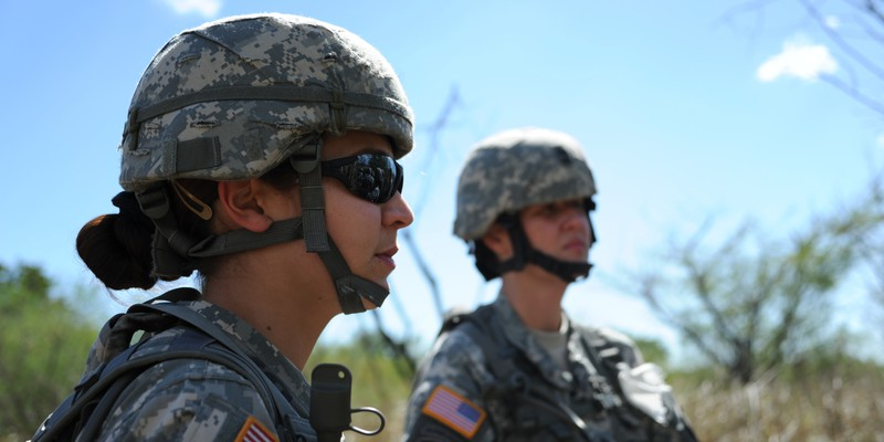 Female troops take the lead in the US Army Reserve-Puerto Rico