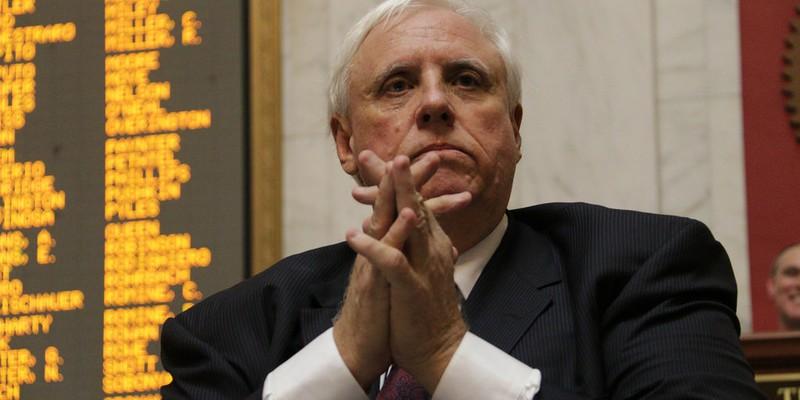 West Virginia Governor Jim Justice (R)