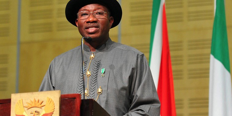 President Goodluck Jonathan, Nigeria CROPPED