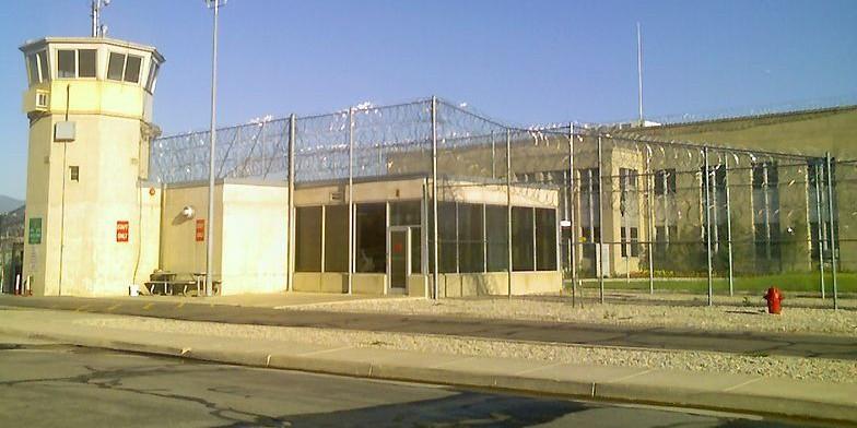 prisons utah
