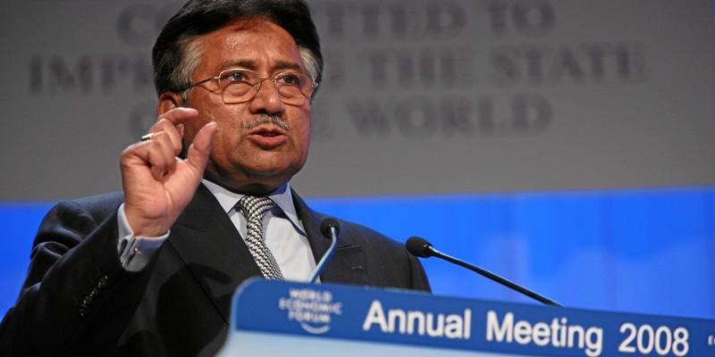 Pakistan, Pervez Musharraf